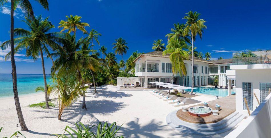 Amilla Fushi Luxury Resort and Residences - Baa Atoll, Maldives - Amilla Beachfront Estate