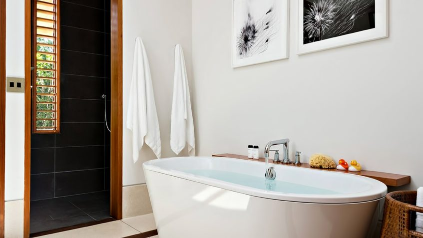 Amanyara Luxury Resort - Providenciales, Turks and Caicos Islands - 6 Bedroom Amanyara Villa Bathroom Tub