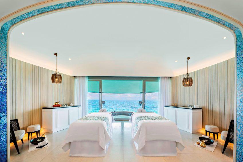 The St. Regis Maldives Vommuli Luxury Resort - Dhaalu Atoll, Maldives - Iridium Spa