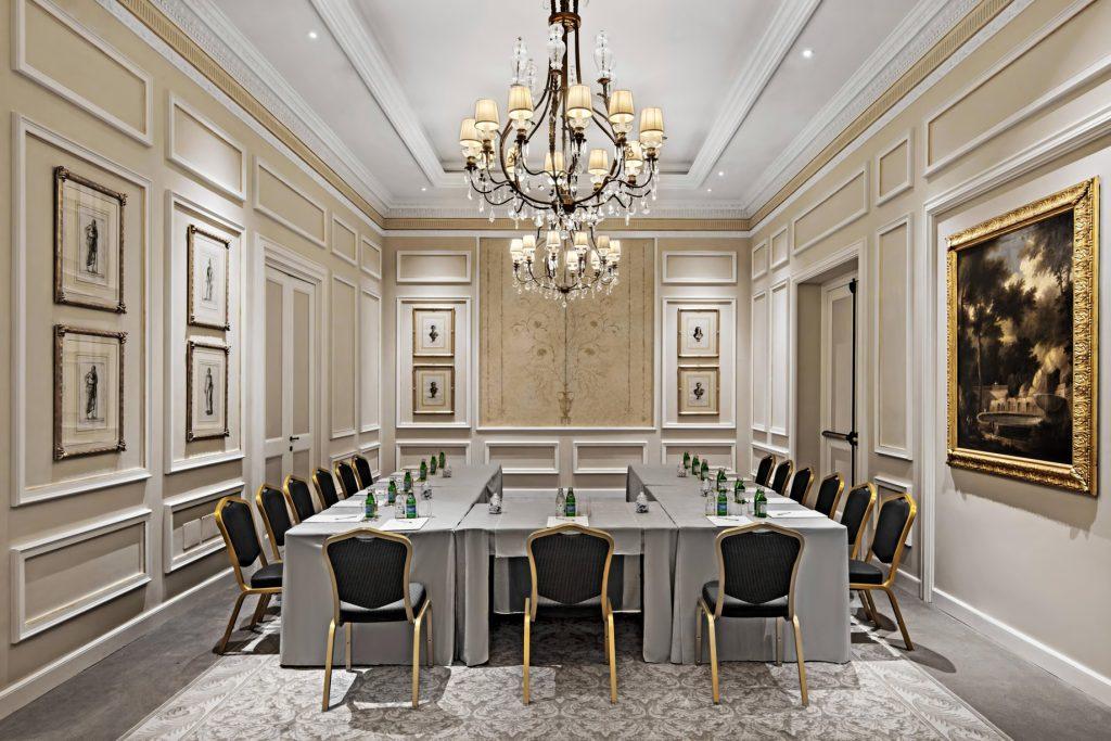 The St. Regis Rome Luxury Hotel - Rome, Italy - Principe Room