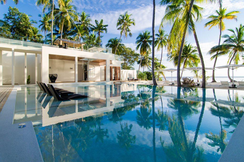 Amilla Fushi Luxury Resort and Residences - Baa Atoll, Maldives - Amilla Beachfront Estate Pool