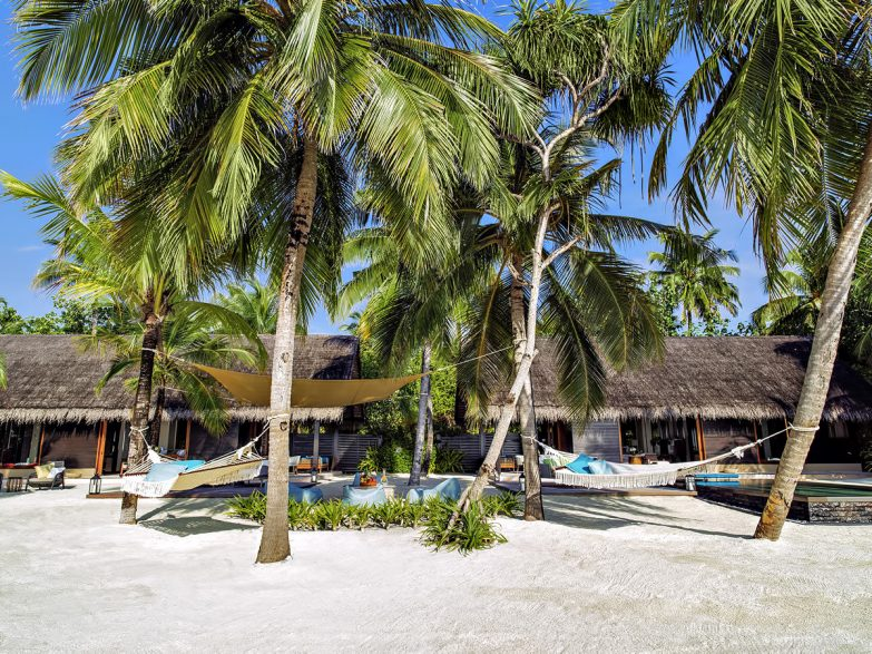 One&Only Reethi Rah Luxury Resort - North Male Atoll, Maldives - Private Island Villa Beachfront