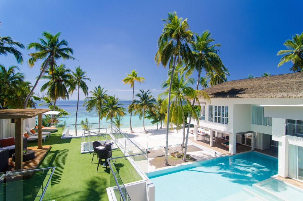 Amilla Fushi Luxury Resort and Residences - Baa Atoll, Maldives - Amilla Beachfront Estate Oceanview