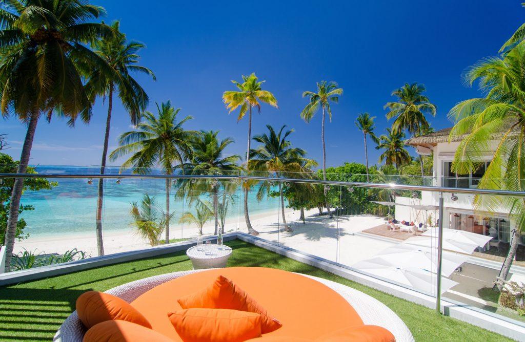 Amilla Fushi Luxury Resort and Residences - Baa Atoll, Maldives - Amilla Beachfront Estate Oceanview Lounge
