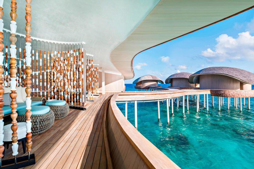 The St. Regis Maldives Vommuli Luxury Resort - Dhaalu Atoll, Maldives - Iridium Spa Treatment Rooms