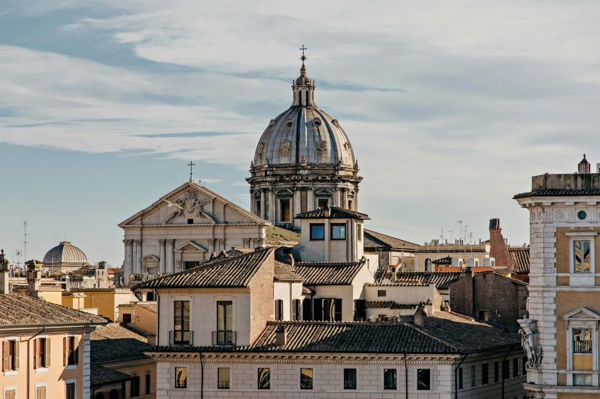 The St. Regis Rome Luxury Hotel - Rome, Italy - Rome