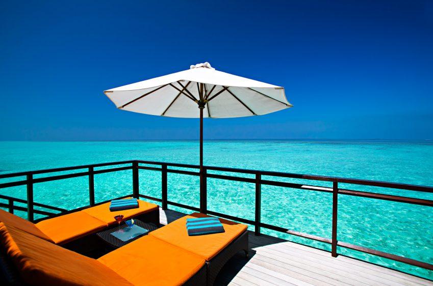 Velassaru Maldives Luxury Resort - South Male Atoll, Maldives - Over Water Bungalow