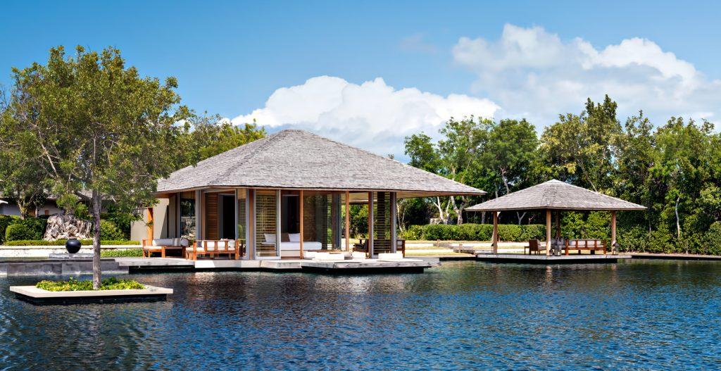 Amanyara Luxury Resort - Providenciales, Turks and Caicos Islands - 6 Bedroom Amanyara Villa Bedroom Water View