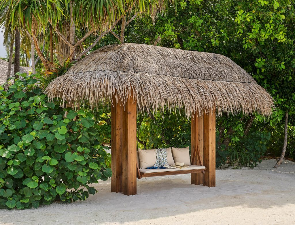 Joali Maldives Luxury Resort - Muravandhoo Island, Maldives - Beachfront Rocking Bench