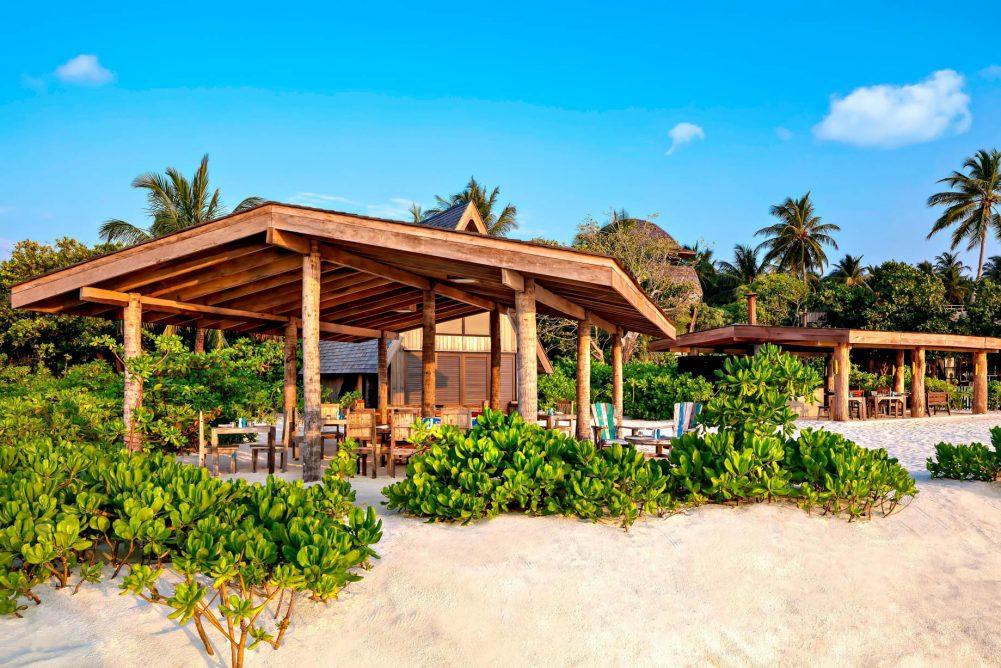 The St. Regis Maldives Vommuli Luxury Resort - Dhaalu Atoll, Maldives - Craft and Crust Restaurants