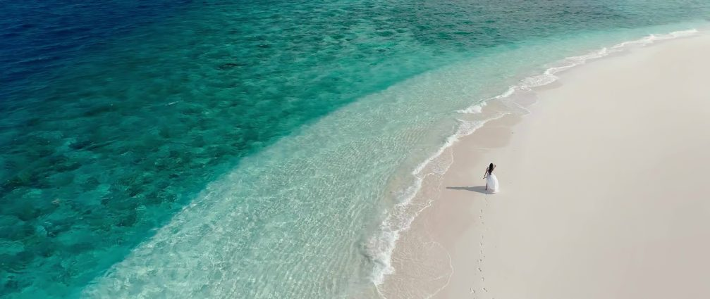 The Nautilus Maldives Luxury Resort - Thiladhoo Island, Maldives - Private White Sand Beach