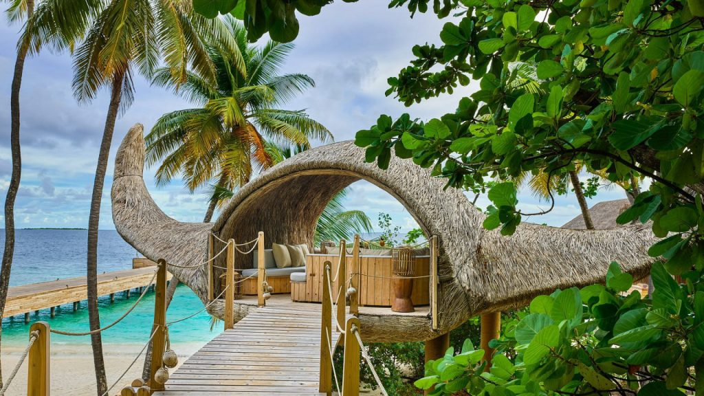 Joali Maldives Luxury Resort - Muravandhoo Island, Maldives - Manta Ray Tree House