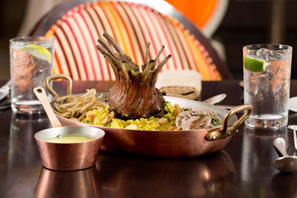 The St. Regis Abu Dhabi Luxury Hotel - Abu Dhabi, United Arab Emirates - Epicurean Lamb Cuisine