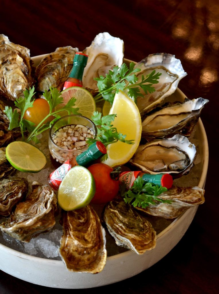 The St. Regis Abu Dhabi Luxury Hotel - Abu Dhabi, United Arab Emirates - Epicurean Oysters Cuisine