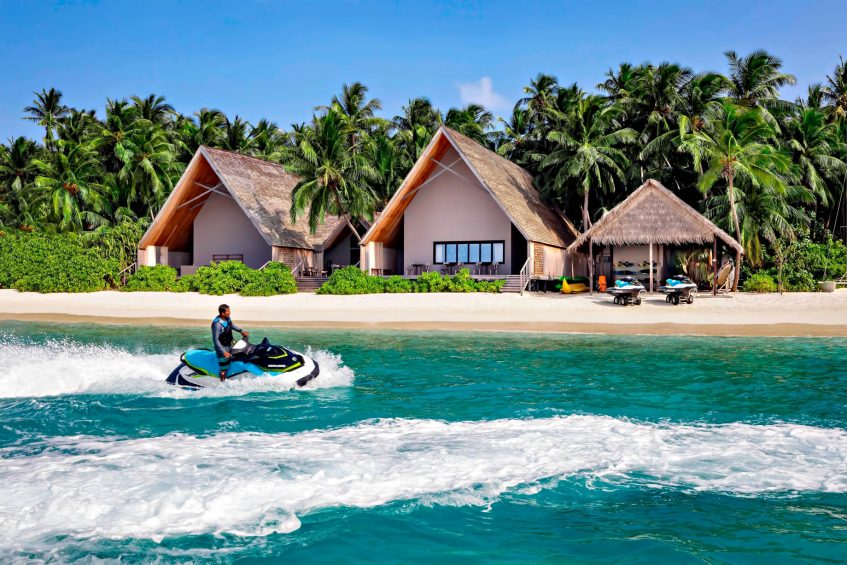 The St. Regis Maldives Vommuli Luxury Resort - Dhaalu Atoll, Maldives - Dive Watersports Centre
