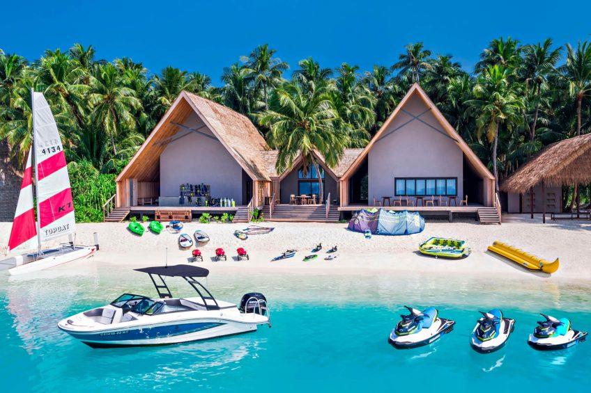 The St. Regis Maldives Vommuli Luxury Resort - Dhaalu Atoll, Maldives - Water Sports Center