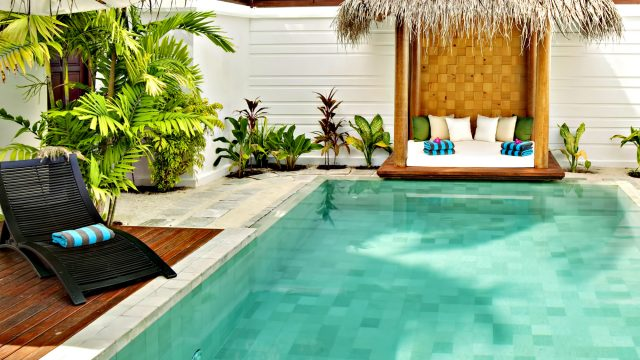 Velassaru Maldives Luxury Resort - South Male Atoll, Maldives - Tropical Villa Pool