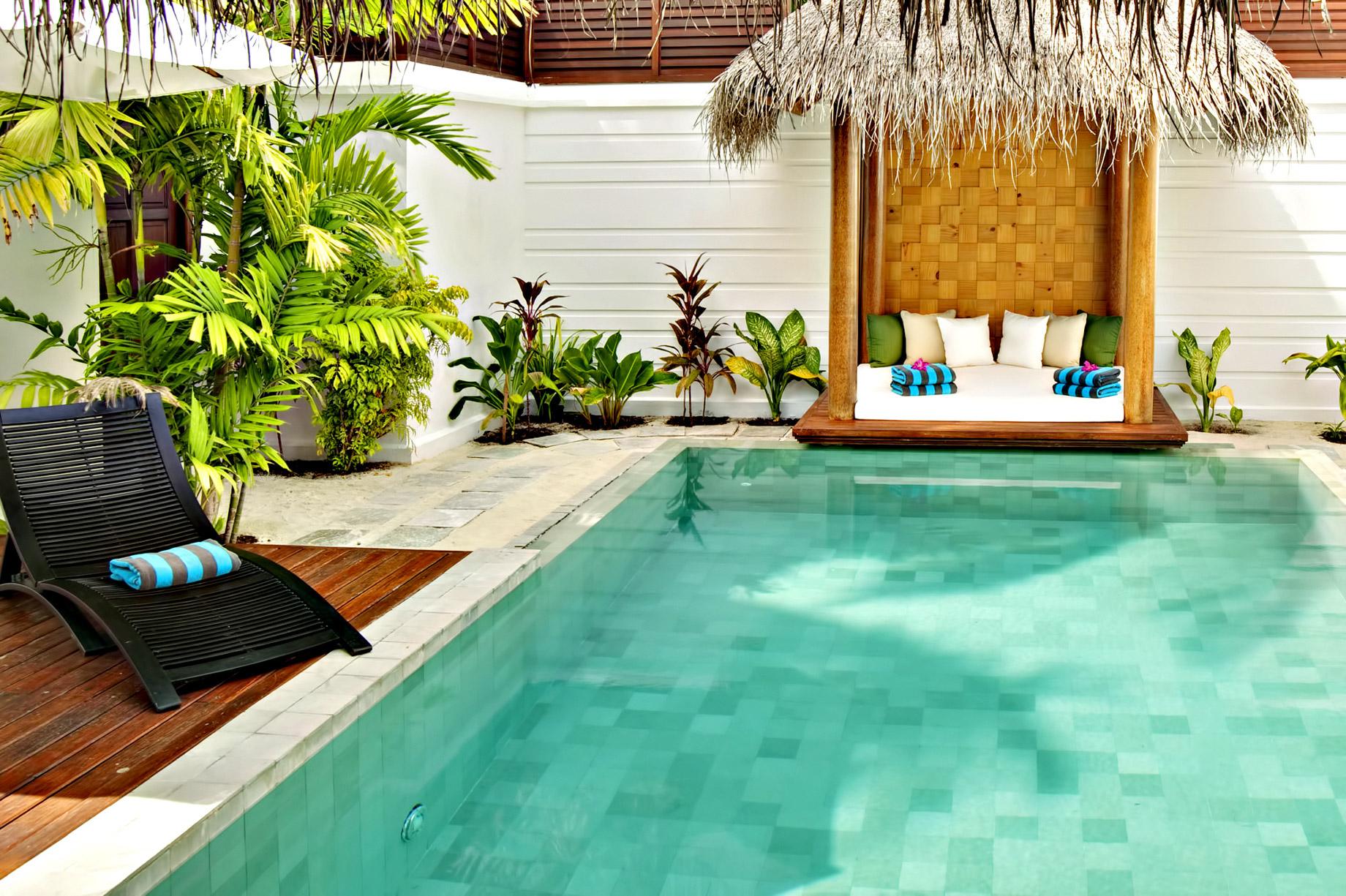 Velassaru Maldives Luxury Resort - South Male Atoll, Maldives - Tropical Villa Pool