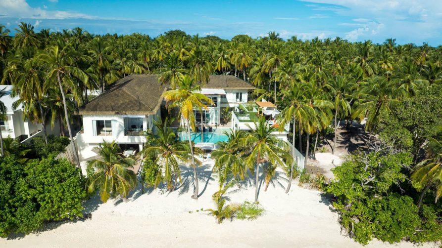 Amilla Fushi Luxury Resort and Residences - Baa Atoll, Maldives - Amilla Oceanfront Estate Beach