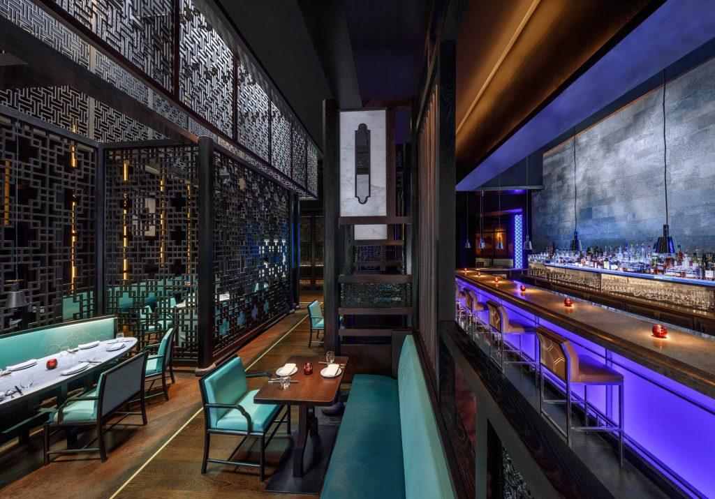 Atlantis The Palm Luxury Resort - Crescent Rd, Dubai, UAE - Hakkasan Restaurant