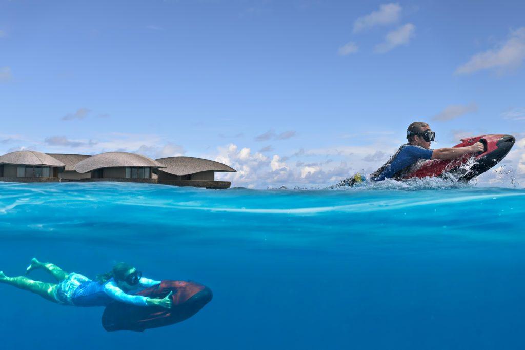 The St. Regis Maldives Vommuli Luxury Resort - Dhaalu Atoll, Maldives - Watersport Seabob