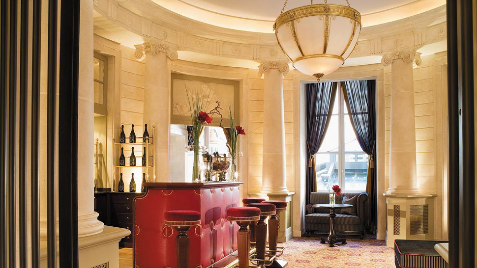 InterContinental Bordeaux Le Grand Hotel - Bordeaux, France - Lounge