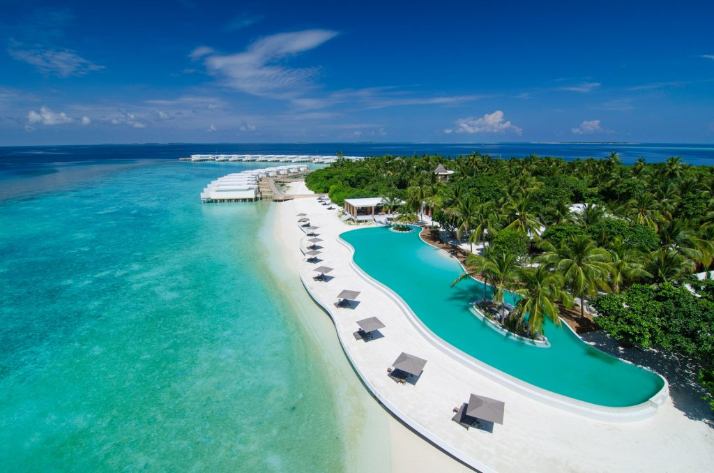 Amilla Fushi Luxury Resort and Residences - Baa Atoll, Maldives - Beachfront Pool