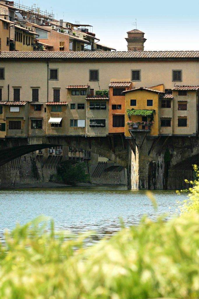 The St. Regis Florence Luxury Hotel - Florence, Italy - Ponte Vecchio
