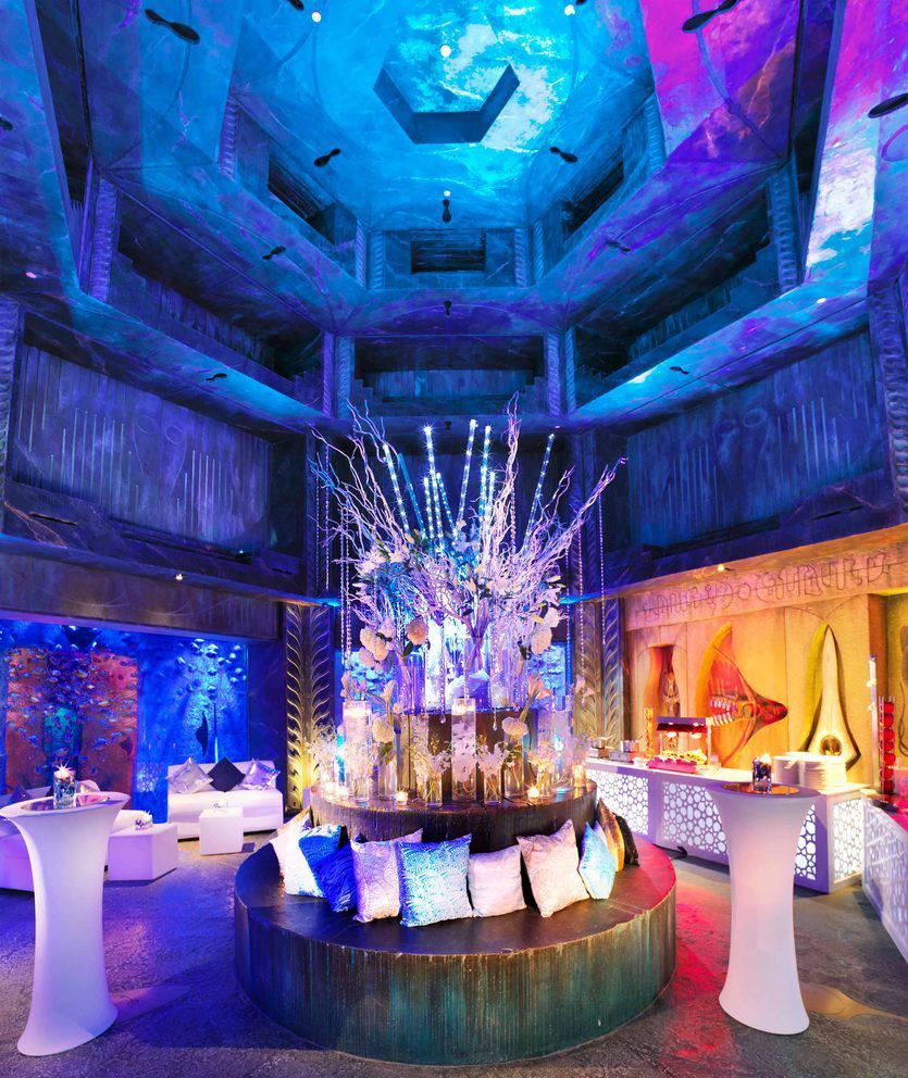 Atlantis The Palm Luxury Resort - Crescent Rd, Dubai, UAE - Lost Chambers
