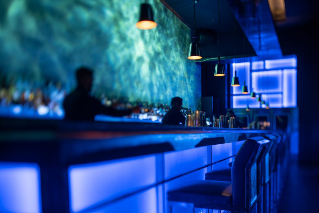 Atlantis The Palm Luxury Resort - Crescent Rd, Dubai, UAE - Hakkasan Restaurant Bar