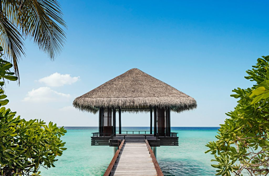 One&Only Reethi Rah Luxury Resort - North Male Atoll, Maldives - Spa Yoga Deck