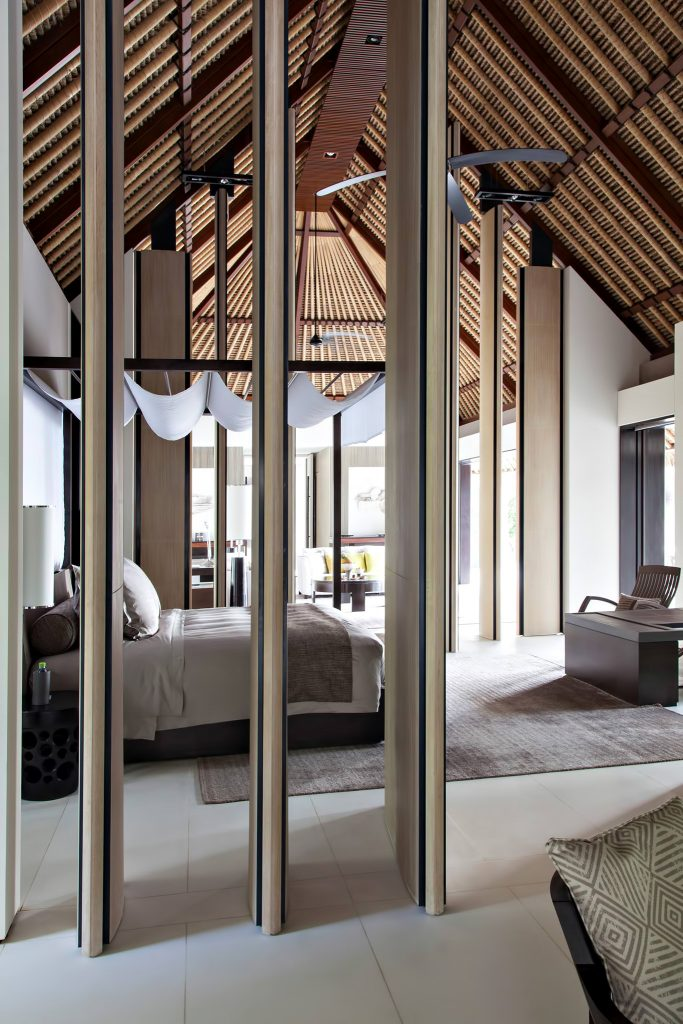 Cheval Blanc Randheli Luxury Resort - Noonu Atoll, Maldives - Overwater Villa Bedroom