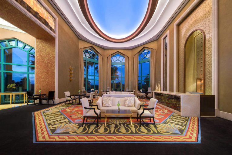 Atlantis The Palm Luxury Resort - Crescent Rd, Dubai, UAE - VIP Lounge