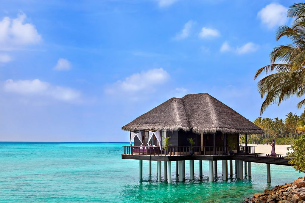 One&Only Reethi Rah Luxury Resort - North Male Atoll, Maldives - Wellness Spa