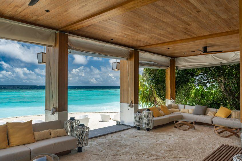 Amilla Fushi Luxury Resort and Residences - Baa Atoll, Maldives - Oceanfront Baa Baa Bar Interior