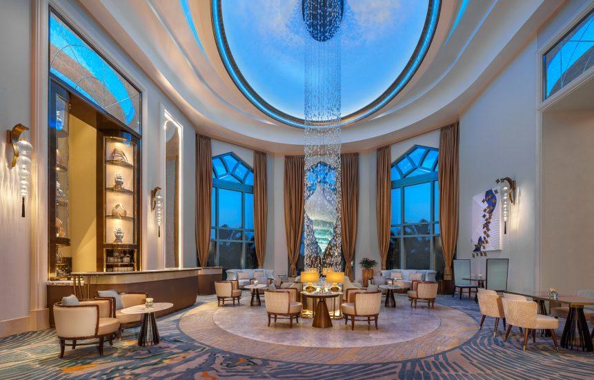 Atlantis The Palm Luxury Resort - Crescent Rd, Dubai, UAE - Platos Restaurant