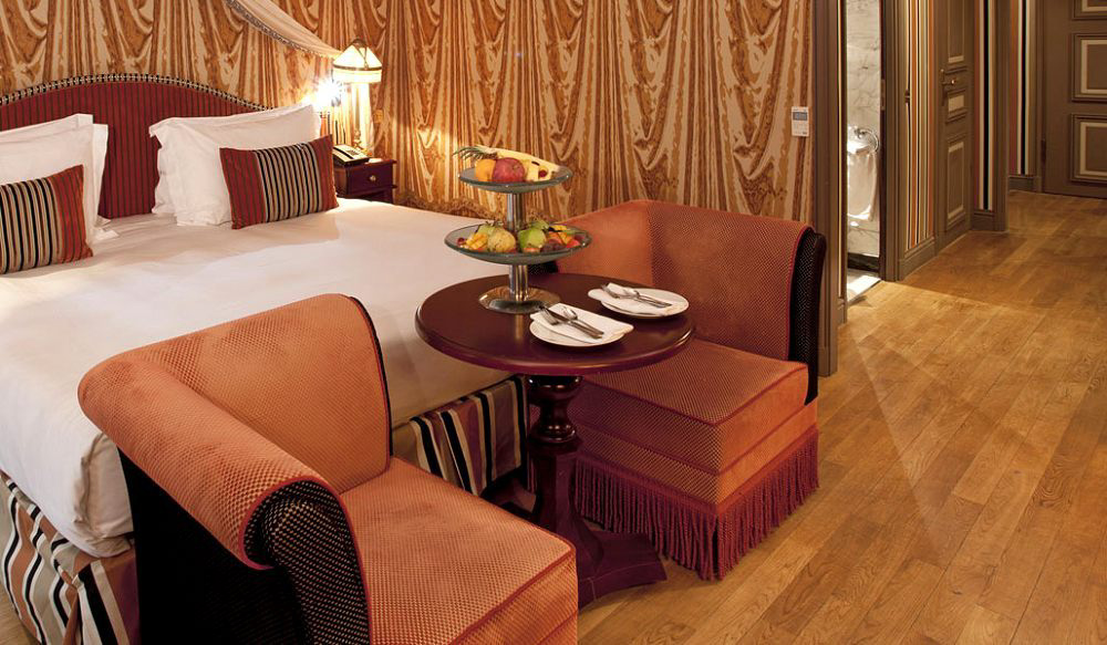 InterContinental Bordeaux Le Grand Hotel - Bordeaux, France - Exclusive Suite