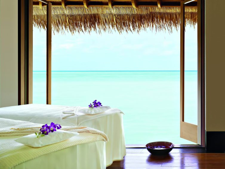 One&Only Reethi Rah Luxury Resort - North Male Atoll, Maldives - Wellness Spa Double Treatment Room
