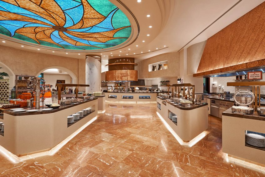 Atlantis The Palm Luxury Resort - Crescent Rd, Dubai, UAE - Kaleidoscope Restaurant
