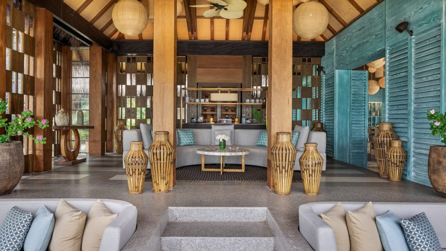 Joali Maldives Luxury Resort - Muravandhoo Island, Maldives - Lounge