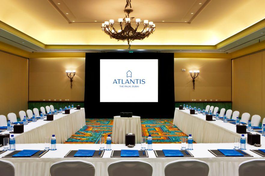 Atlantis The Palm Luxury Resort - Crescent Rd, Dubai, UAE - Silk Ballroom