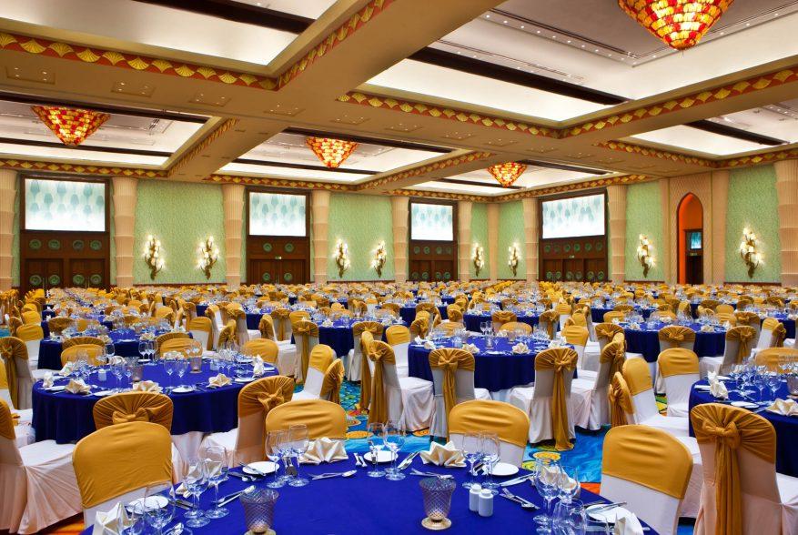 Atlantis The Palm Luxury Resort - Crescent Rd, Dubai, UAE - Atlantis Ballroom
