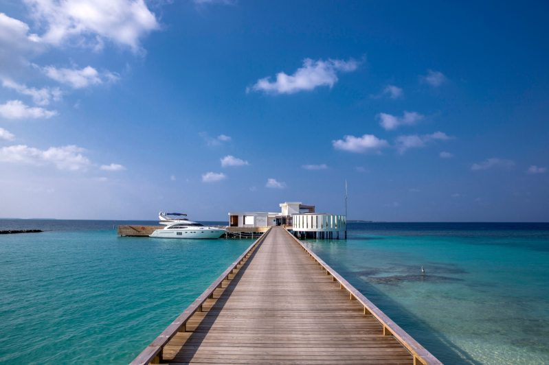 Amilla Fushi Luxury Resort and Residences - Baa Atoll, Maldives - Feeling Koi Deck