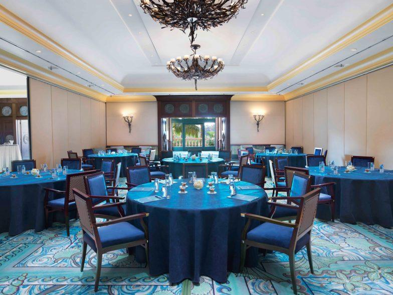 Atlantis The Palm Luxury Resort - Crescent Rd, Dubai, UAE - Spice Ballroom