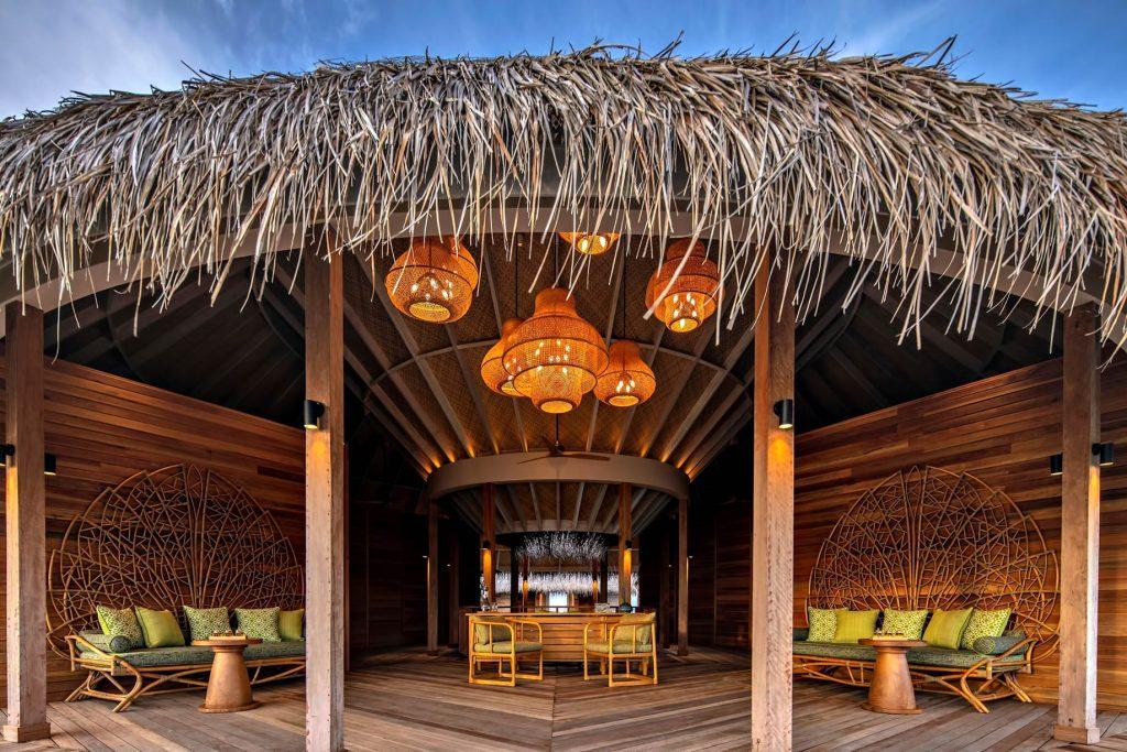 The Nautilus Maldives Luxury Resort - Thiladhoo Island, Maldives - Spa
