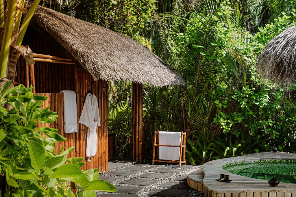 One&Only Reethi Rah Luxury Resort - North Male Atoll, Maldives - Wellness Spa Pool
