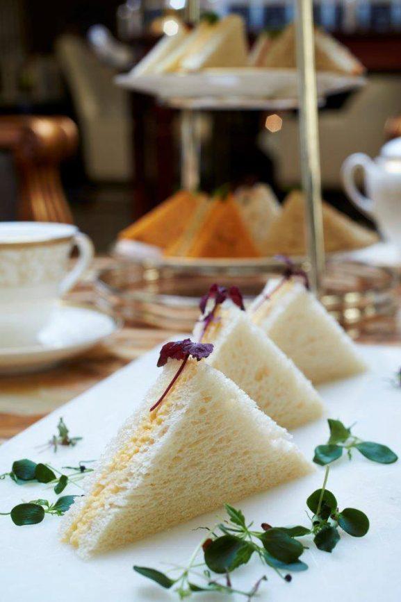 The St. Regis Abu Dhabi Luxury Hotel - Abu Dhabi, United Arab Emirates - Gourmet Sandwich