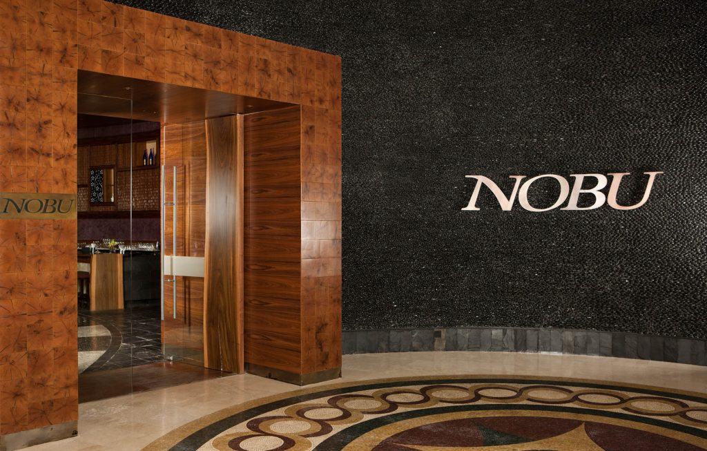 Atlantis The Palm Luxury Resort - Crescent Rd, Dubai, UAE - Nobu Restaurant