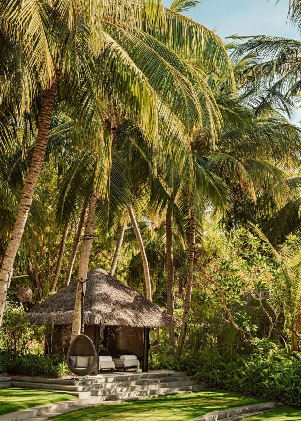 One&Only Reethi Rah Luxury Resort - North Male Atoll, Maldives - Relaxation Cabana