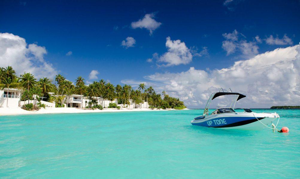 Amilla Fushi Luxury Resort and Residences - Baa Atoll, Maldives - Beachfront Boat